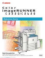 Canon Ir C3170 Manual Pdf