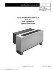 mcquay ptac 106018561 manuals rh manualslib com McQuay Wall Units mcquay ptac manuals pdf