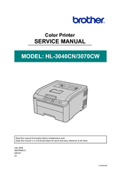 brother hl 3070cw manuals rh manualslib com brother hl-3070cw manual download brother hl-3070cw instructions