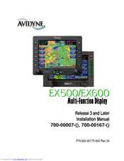 Avidyne Ex500 Installation Manual Pdf Download Manualslib