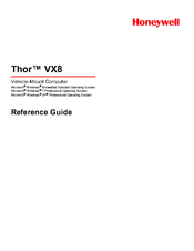 Honeywell Thor VX8 Reference Manual