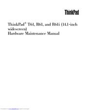 thinkpad r61 user manual