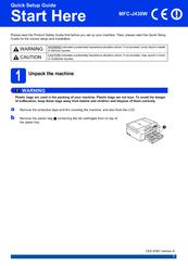 brother mfc j430w manuals rh manualslib com Brother MFC J435W USB Brother MFC-J435W USB Port