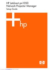 Hp PN1050 Manuals