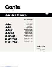 genie s 60 trax service manual pdf download Genie S-60 Wiring-Diagram