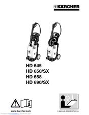 инструкция керхер hd 690