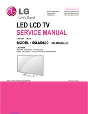 Lg 84lm9600 Manuals Manualslib