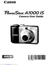 canon powershot a1000 is manuals rh manualslib com  canon powershot a1000is owners manual