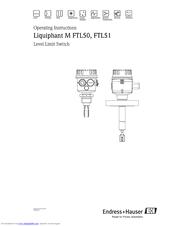 endress hauser liquiphant m ftl51 manuals rh manualslib com