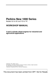 perkins 1006 workshop manual download
