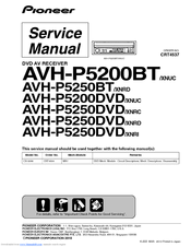 Pioneer Super Tuner Iiid Avhp5200dvd Manuals. We Have 3 Pioneer Super Tuner Iiid Avhp5200dvd Manuals Available For Free Pdf Download Service Manual Operation Installation. Wiring. Wiring Diagram Pioneer Super Tuner Avh At Scoala.co