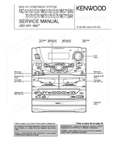 kenwood rxd a8 manuals rh manualslib com Kenwood Radios Kenwood Manuals DNX9960