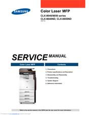 hp clx manuals