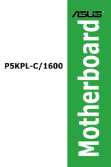 P5kpl/1600 | motherboards | asus global.
