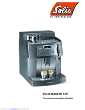 Manuals And User Guides For Solis Master Top We Have 2 Available Free Pdf Technical Doentation Manual