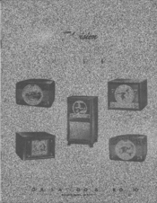 Emerson 648B Service Manual