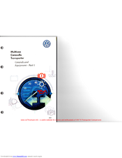 Volkswagen Caravelle Controls And Features