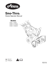 ARIENS SNO-THRO 921001 – ST824E OWNER'S/OPERATOR'S MANUAL Pdf Download