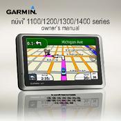 Garmin nuvi 1100 Owner's Manual