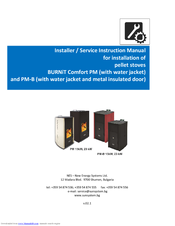 Burnit pm 23kw manuals burnit pm 23kw installerservice instruction manual sciox Images
