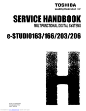 toshiba e studio 166 user manual