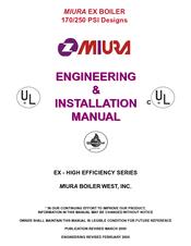 miura ex 300 manuals rh manualslib com Home Boiler Wiring Gas Boiler Wiring
