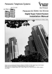 panasonic kx td1232 manuals rh manualslib com panasonic kx-td1232 user manual pdf panasonic kx-td1232 user manual pdf