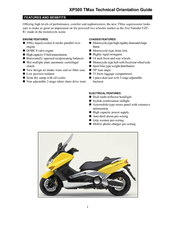 yamaha xp500 tmax technical manual pdf download rh manualslib com yamaha tmax 500 service manual download manuel atelier yamaha tmax 500