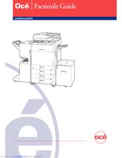 oce cm2510 manuals rh manualslib com Oce VarioPrint 6200 Printers and Copiers Oce Copy Machines