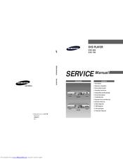 samsung dvd 709 manuals rh manualslib com samsung dvd v6800 service manual samsung dvd-vr320 service manual