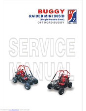 dazon raider mini 90s service manual pdf download rh manualslib com