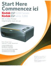 Kodak ESP 3250 Manuals