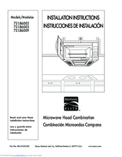 kenmore elite wall oven manual