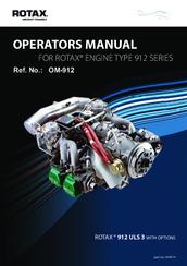 ROTAX 912 ULS 3 OPERATOR'S MANUAL Pdf Download