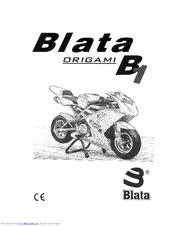 Blata Origami B1 Endschalldämpfer C1 Pocket Bike Minimoto Silencer ...   226x175