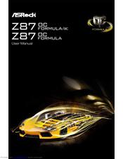 ASRock Z87 OC Formula Intel Rapid Start 64Bit