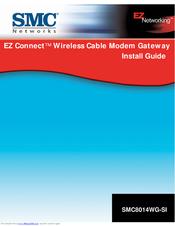 smc networks ez connect smc8014wg si manuals rh manualslib com Smc8014w G Manual SMC8014W-G Port -Forwarding