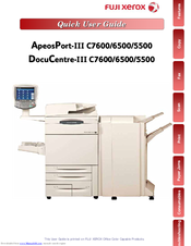 FUJI XEROX APEOSPORT-III C5500 DRIVER FOR WINDOWS DOWNLOAD