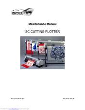 Cutter plotter mutoh blade for sc 550/sc 650/sc 750 sc 1000 sc.