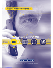 Alcatel Omnipcx 4400 Инструкция - фото 7