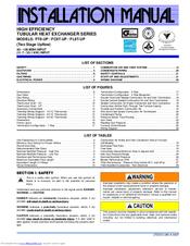 unitary products group fl9t up manuals rh manualslib com
