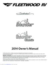 Fleetwood Southwind Owner S Manual Pdf Download Manualslib