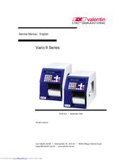carl valentin vario ii series manuals rh manualslib com User Manual PDF User Guide