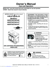 heat and glo fireplace instructions