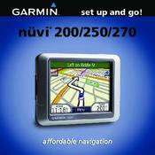garmin nuvi 200 setup manual pdf download rh manualslib com garmin nuvi 200 owners manual Garmin Nuvi Repair Pictures