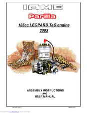 iame 125cc leopard tag manuals rh manualslib com Small Engine Repair Manuals Caterpillar Engine Service Manual