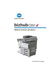 manual konica minolta bizhub c351 printer how to and user guide rh taxibermuda co Konica C364 konica minolta bizhub c351 user manual