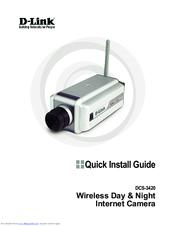D-Link DCS-3420 Camera Drivers Download Free