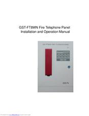 Gst GST-FT8WN Manuals