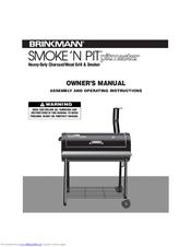 brinkmann smoke n pit pitmaster manuals rh manualslib com